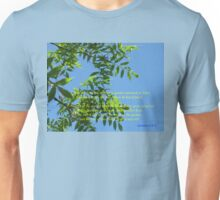 On The Seventh Day Of Creation Unisex T-Shirt