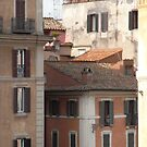 Buildings of Rome by lissygrace