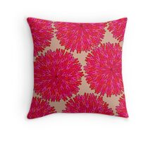 HEARTIC lovely flowers ♡ Throw Pillow