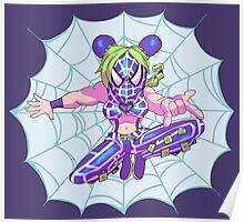 Spider Jolyne! Poster