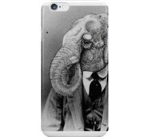 Elephant Man. iPhone Case/Skin