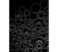 Keep rollin' rollin' rollin'... ;) dark, gray Photographic Print