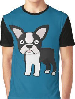 cute boston terrier Graphic T-Shirt