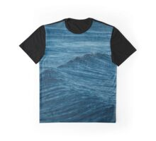 Wind Wave - Atlantic Ocean | Montauk, New York Graphic T-Shirt