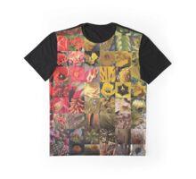 FloraChromatic Graphic T-Shirt