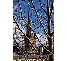 A church in Cooma/NSW/Australia Photographic Print