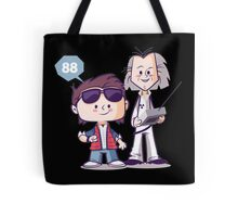 Flux Capacitor Friends Tote Bag