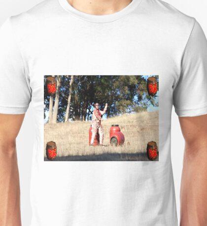 dinkey king Unisex T-Shirt