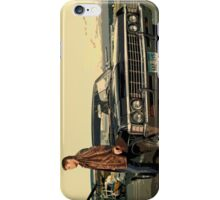 Dean + Impala iPhone Case/Skin