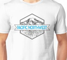 Pacific Northwest Roots Unisex T-Shirt