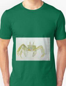 Ghost Sand Crab Unisex T-Shirt