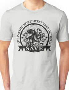 Save the Pacific Northwest Tree Octopus Unisex T-Shirt