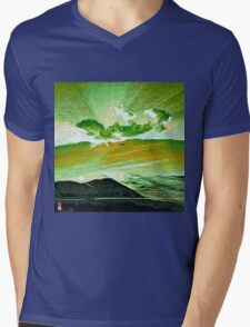 Land of dreams 012 Mens V-Neck T-Shirt
