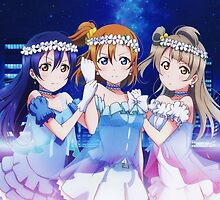 Love Live! School Idol Project - Yume no Tobira by star-sighs