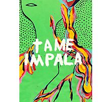 tame impala Photographic Print