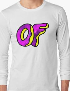 Odd Future - Purple Galaxy Edition Long Sleeve T-Shirt