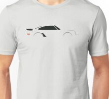 1977 Turbo Sports Car Unisex T-Shirt