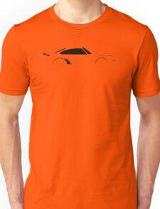 1974 Turbo Sports Car Unisex T-Shirt