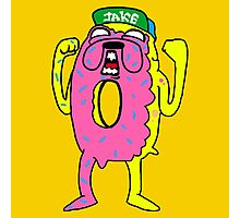 Jake Odd Future Dripping Breast Photographic Print