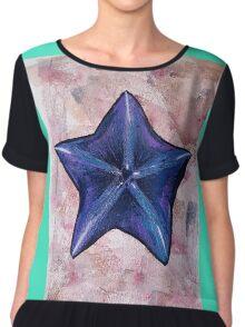 Starfish Chiffon Top