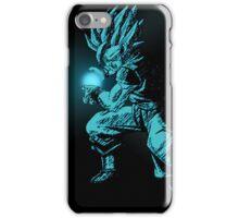 SSJ2 Goku Kamehameha iPhone Case/Skin