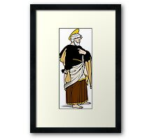 ST MATTHEW        Framed Print