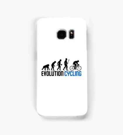 Evolution Cycling Samsung Galaxy Case/Skin
