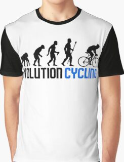 Evolution Cycling Graphic T-Shirt