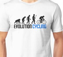 Evolution Cycling Unisex T-Shirt