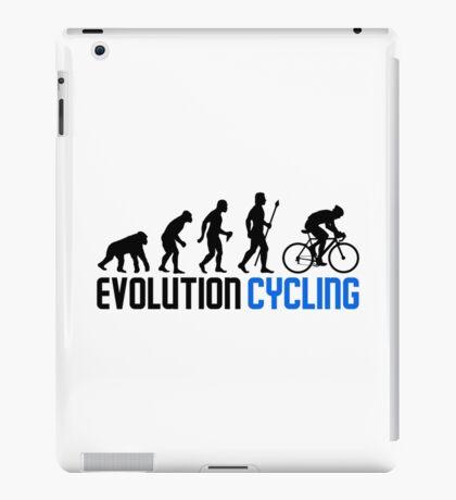 Evolution Cycling iPad Case/Skin