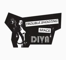 The Space Diva by scotchtapemedic