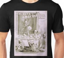 Performing Arts Posters The Rays in A hot old time by Edgar Selden 2048 Unisex T-Shirt