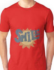 SMiLE! Brian Wilson cover Unisex T-Shirt