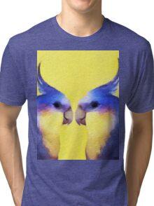 Winnie Bird Tri-blend T-Shirt