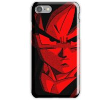 Determined Goku iPhone Case/Skin