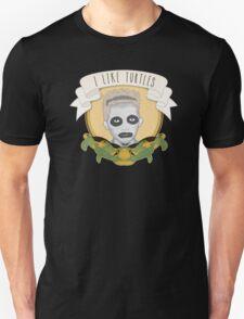 I Like Turtles Unisex T-Shirt