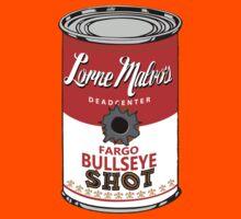 Fargo Soupcan Bullet Hole by YoPedro