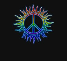 Peace Sign Sun T-Shirt