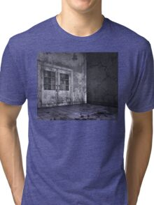 Abandoned Interior  Tri-blend T-Shirt
