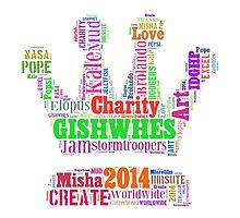 GISHWHES 2014 by danniiliz