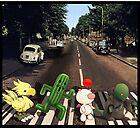 Final Fantasy Abbey Road by SquallAndSeifer