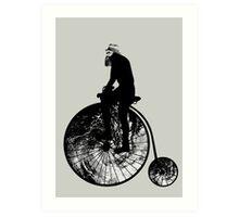 tropical bicyclone Art Print
