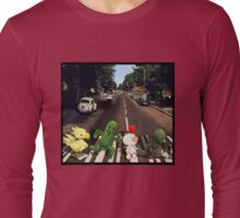 Final Fantasy Abbey Road Long Sleeve T-Shirt
