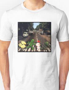 Final Fantasy Abbey Road T-Shirt