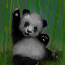 HAPPY PANDA by Ray Jackson