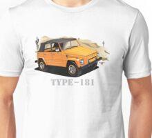 Type 181 Thing Unisex T-Shirt