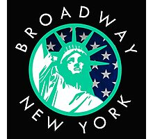 Broadway, New York City Photographic Print