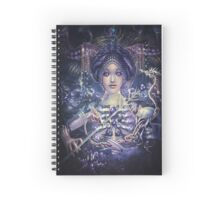 Sea Witch Spiral Notebook