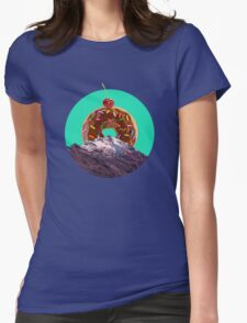 Mountain of sweet Womens Fitted T-Shirt