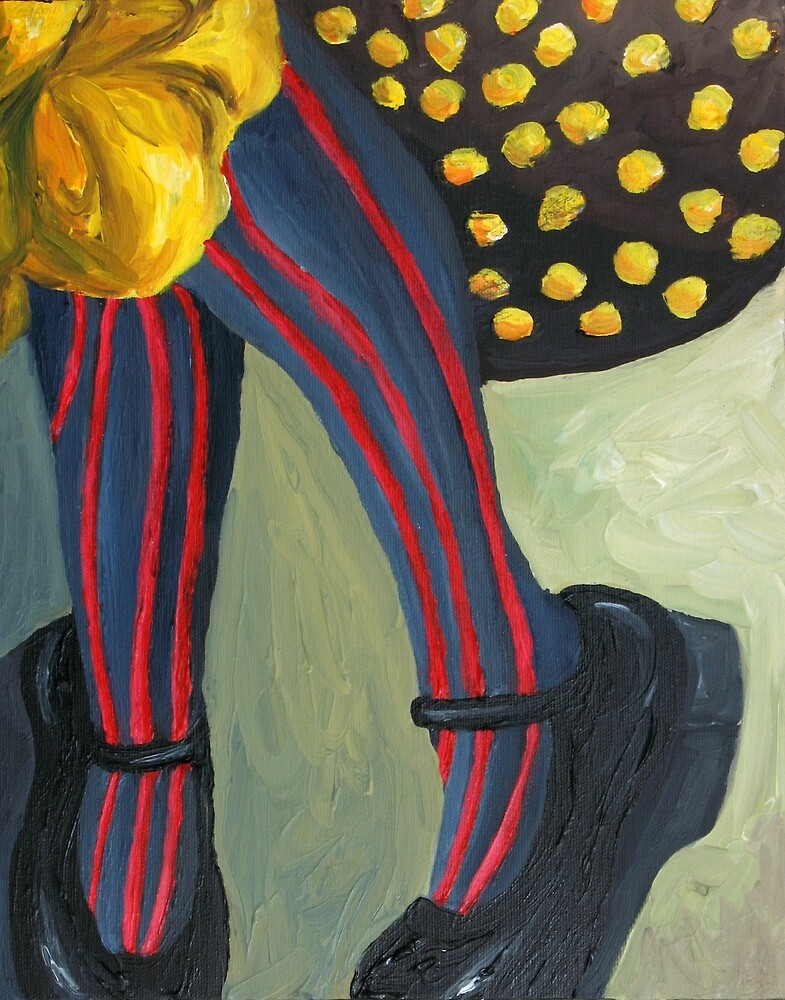 Feet by Nytespryte